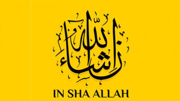 La signification de inchallah